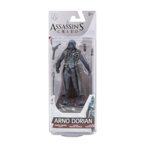 New McFarlane Assassins Creed Series 4 Eagle Vision Arno Action Figure TOY-00690