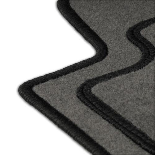 Fußmatten Auto Autoteppich passend für Audi 80 90 B3 1986-91 Set CASZA0101