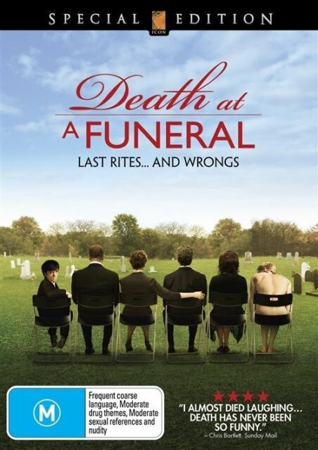 Death At A Funeral (DVD, 2008)