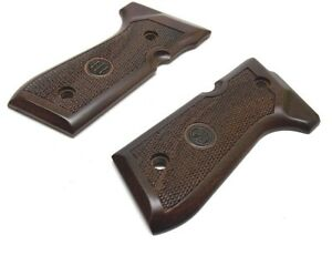 Guancette-in-legno-per-pistola-Beretta-92-98FS