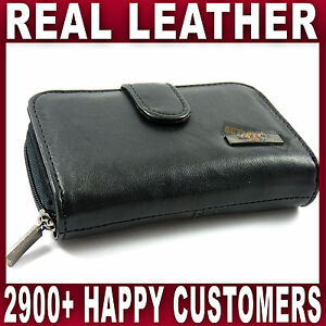 Ladies-Womens-REAL-LEATHER-PURSE-wallet-TOP-QUALITY-NEW-2900-Happy-Customers