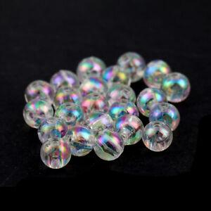 1000-Stueck-Acryl-Perlen-Rund-Transparent-ca-6mm-D-Loch-ca-1-2mm-G-S