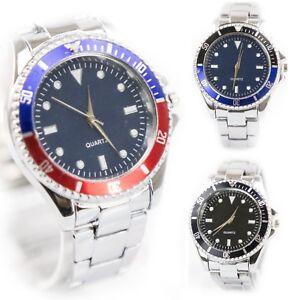 Orologio-Uomo-Donna-Unisex-Casual-Submariner-Cinturino-Vari-Colori-Militare-Nato