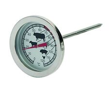 MELITTA MEAT POULTRY FOOD BBQ THERMOMETER TEMPERATURE GAUGE 0 - 120ºC