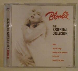 BLONDIE-The-Essential-Collection-CD-ALBUM