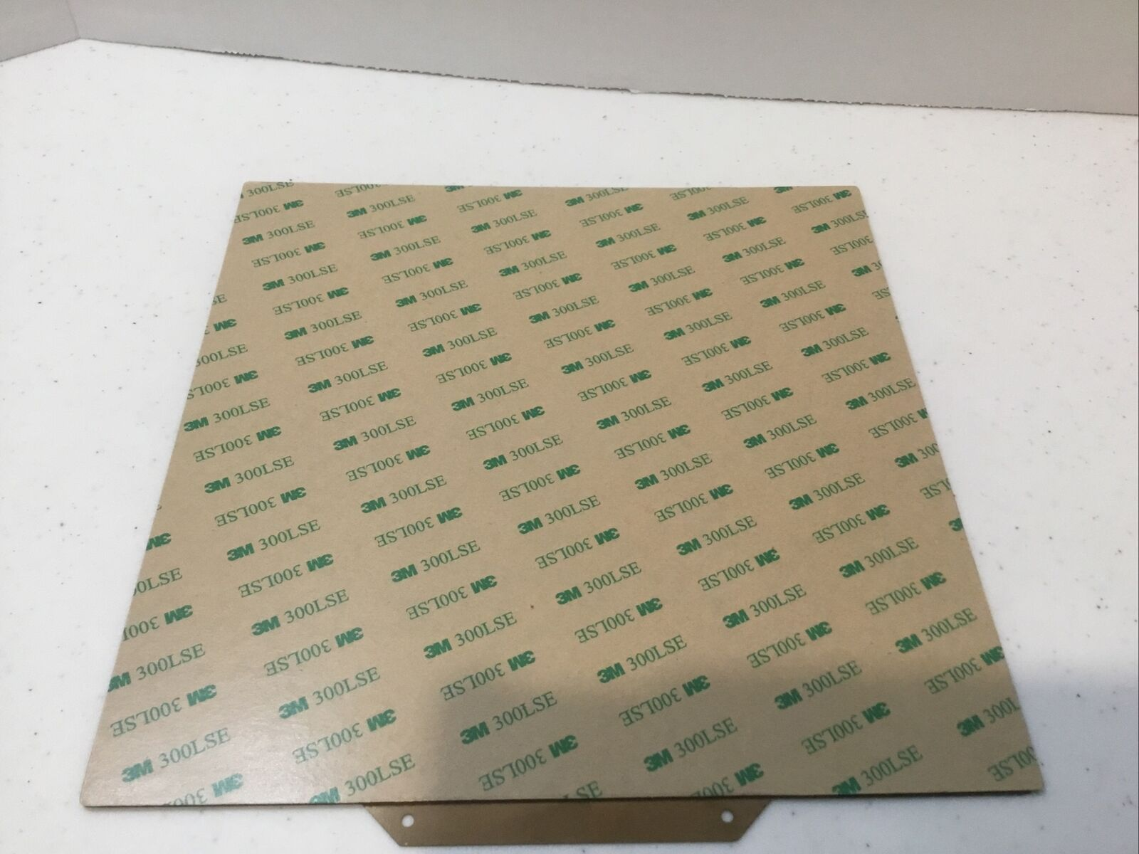 Comgrow 3D Printer Flexible Magnetic Bed Build Surface Adhesive Plate PEI Sheet