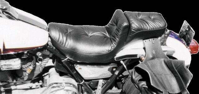 Mustang Regal Duke Pillow Hinge Seat Harley Davidson FXR Fxr2 Fxr3 FXRT