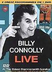 Billy Connolly - Live At The Apollo (DVD, 2004)