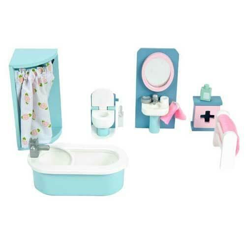 Le Toy Van: Daisylane Bagno Mobili per casa delle bambole