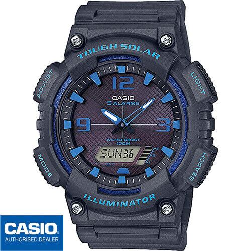 6c38d9e4ad0e Casio Anadigi reloj de hombre solar Aq-s810w-8a2vef