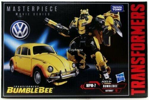 TAKARATOMY Transfomers Masterpiece MPM-07 Bumblebee Movie: Bumblebee