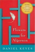 Flowers For Algernon By Daniel Keyes, (paperback), Mariner Books , New, Free Shi on sale