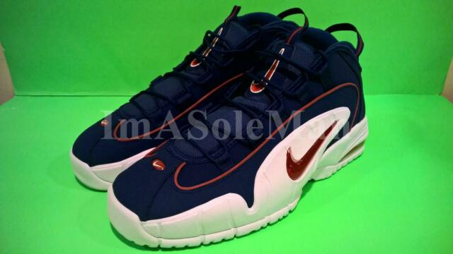 Nike Air Max Penny 685153 400 Royal Blue Red White DS Size 13