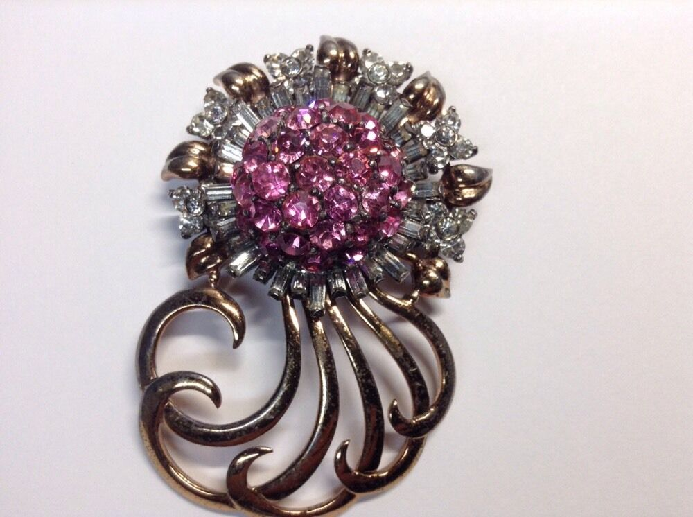 57077c068b31c White And Pink Sterling Stone (J124) Pin Pennino sbbr175436147 ...