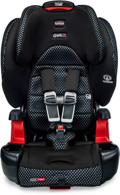 Britax Frontier ClickTight G11 Booster Car Seat Cool Flow Brand New Free