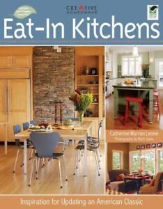 Details about Eat-In Kitchens : Inspiration for Updating an American  Classic Catherine Warren