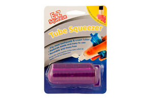 6-x-E-Z-SQUEEZE-Tube-Squeezer-Fits-most-toothpaste-amp-cream-tubes-reducing-waste