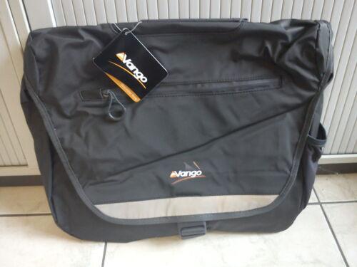 VANGO Sac a bandouliere shoulder bag black 25 NEUF