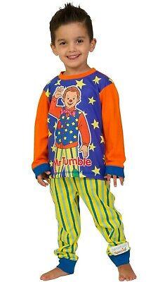 Mr Tumble PyjamasBoys Mr Tumble Pyjama SetKids Something Special PJs
