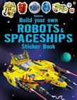 Build Your Own Robots and Spaceships Sticker Book von Simon Tudhope (2015, Taschenbuch)