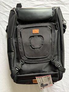 Franklin Baseball Equipment /& Bat Bag Backpack One Size Black New W Tags 2DayShp
