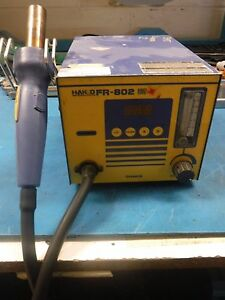 HAKKO-FR-802-Digital-SMD-Rework-Station-System