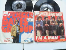 4x Spencer Davis Group:  Gimme some Loving Mr.Second Class I´m a Man Time Seller