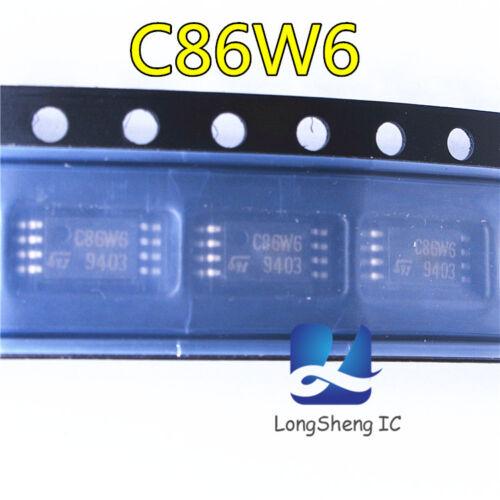 5pcs C86W6 TSSOP8 meter vulnerable small eight foot storage chip new