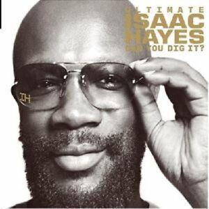 """ISAAC HAYES """"ULTIMATE ISAAC HAYES"""" 2 CD NEUWARE"""