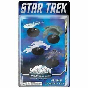 Series 4 Starter-Brand New /& Sealed Star Trek Tactics