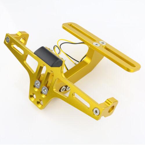 Eliminador De Placa Fender Para Honda CBR250RR CBR650F CBR250R 300R 1000RR