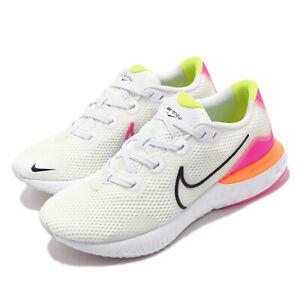 Nike Wmns Renew Run White Black Pink