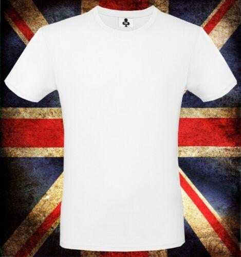 Femme Summer Plain T-shirt 100/% Coton Soldes d/'été