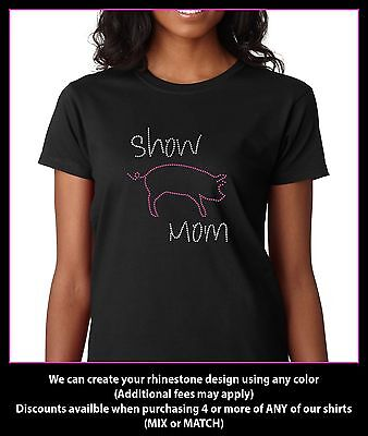 SHIRT  WOMEN S M L XL 2XL 3XL NEW RHINESTONE SOCCER MOM T