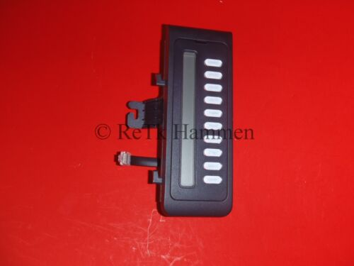 Alcatel 10 key module urban grey Tastenmodul Re/_MwSt keymodul bgl Octophon open