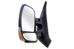 Vauxhall-Movano-Door-Black-Wing-Mirror-Electric-Heated-2010-2018-MKII-Left-N-S