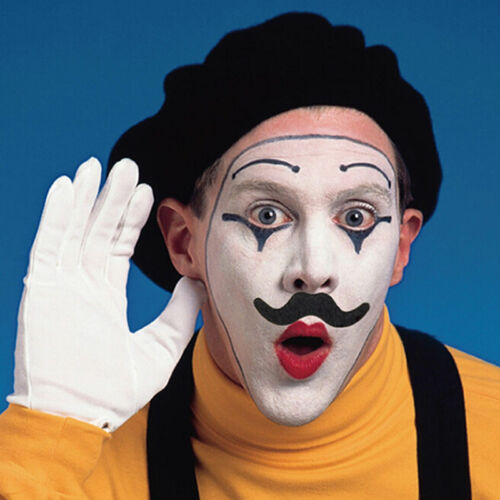 Children Kids Fun Play Fake Costume NEW fake mustache Halloween Costume