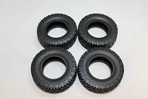 Tires-set-for-Tamiya-Toyota-Hilux-4X4-first-generation-58028-RA1028