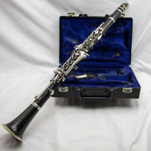 Groovy Details About Buffet Crampon Evette Master Model Wood Bb Clarinet E11 Upgrade New Pads Download Free Architecture Designs Scobabritishbridgeorg