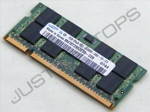 1GB-DDR2-667MHz-PC2-5300-MEMORIA-RAM-per-IBM-LENOVO-THINKPAD-X60-X61-X60s-X61s