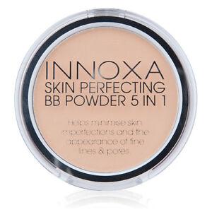 NEW-Innoxa-Skin-Perfecting-BB-Powder-5-in-1-Buff-Makeup-Natural-Cosmetic-Brush