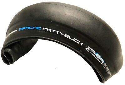 Vee Tire 26x4.5 Apache Fatty Slick Tubeless Ready TLR Fat Bike 1 or 2 Tires