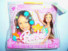 BARBIE ON THE GO MATTEL J1982 BELLA CON TE 2005