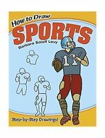 How To Draw Sports (dover How To Draw) Free Shipping
