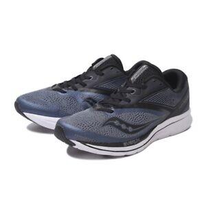 Saucony-Kinvara-9-Grey-Shoes-Men-039-s-Size-Medium-Width