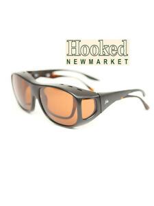 Fortis Eyewear Fishing Switch Overwrap Polarised Sunglasses