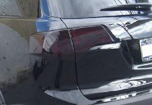 Image Is Loading 07 12 Acura Mdx Smoke Tail Light Precut