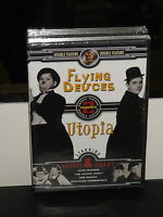 Laurel And Hardy - Flying Deuces, The / Utopia (dvd) Double Feature) Brand