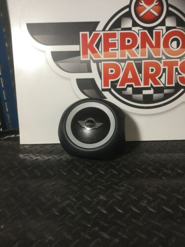 BMW MINI ONE COOPER R55 R56 R57 06-13 3 SPOKE STEERING WHEEL AIRBAG