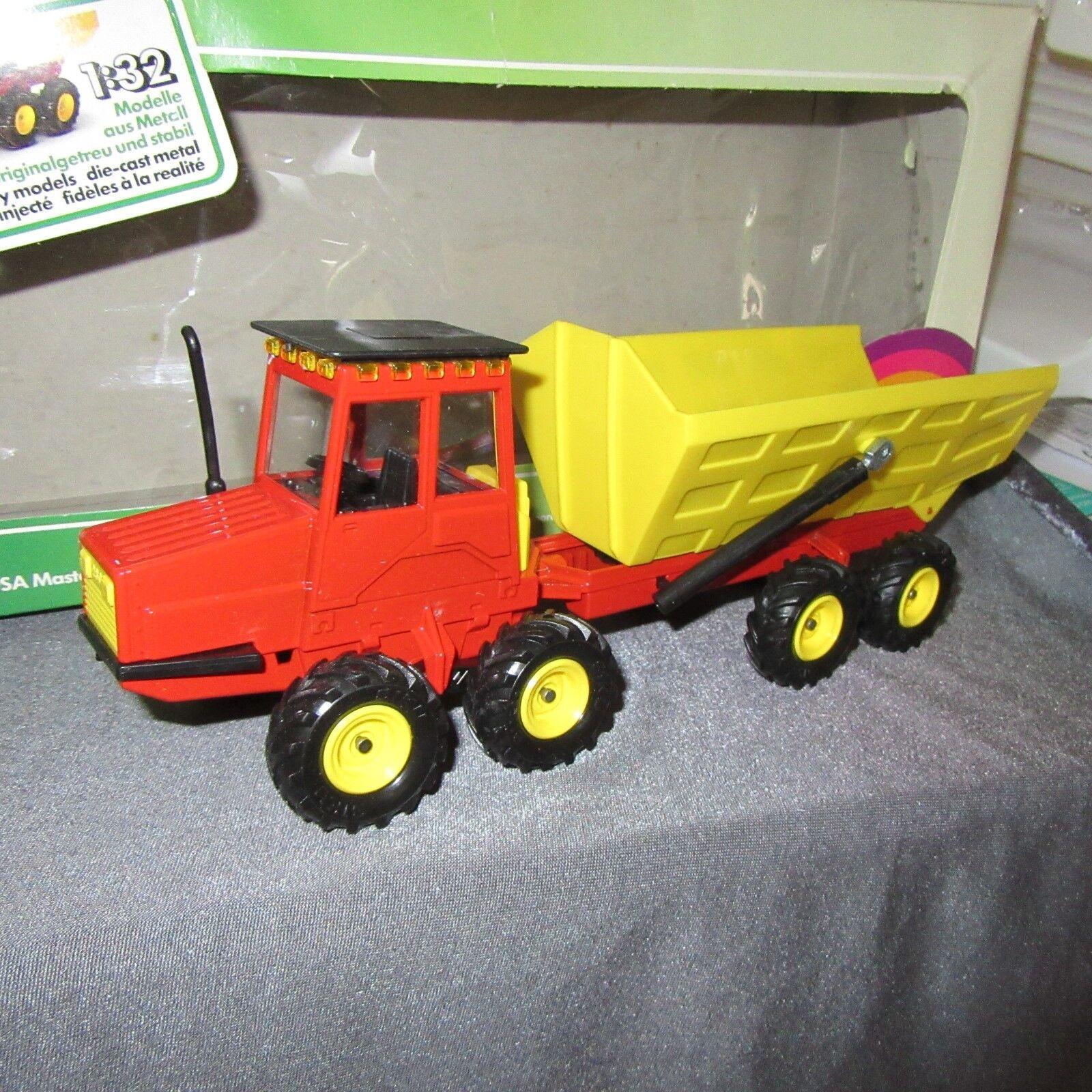 856E Vintage Siku 3452 öSA Master Muldenkipper 1 32 Tracteur